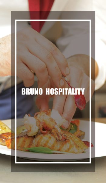 Bruno Hospitality Button